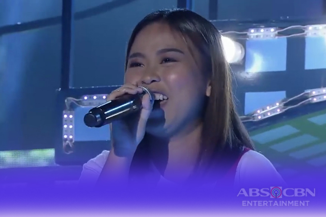 TNT 3: Luzon contender Kate Salazar Meghan Trainor's All About That Bass