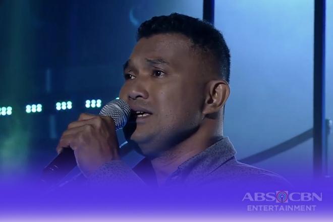 TNT 3: Mindanao contender Reynante Buyan sings Minsan