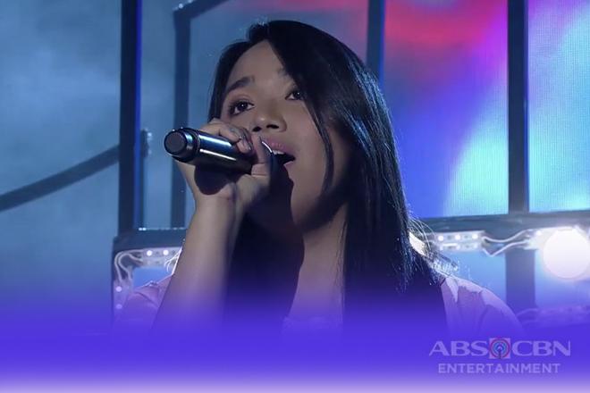 TNT 3: Metro Manila contender Kristine Burgos sings Bukas Nalang Kita Mamahalin