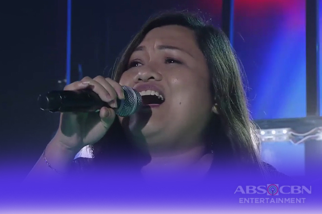 TNT 3: Visayas contender Jennifer Ariate sings You Are My Song