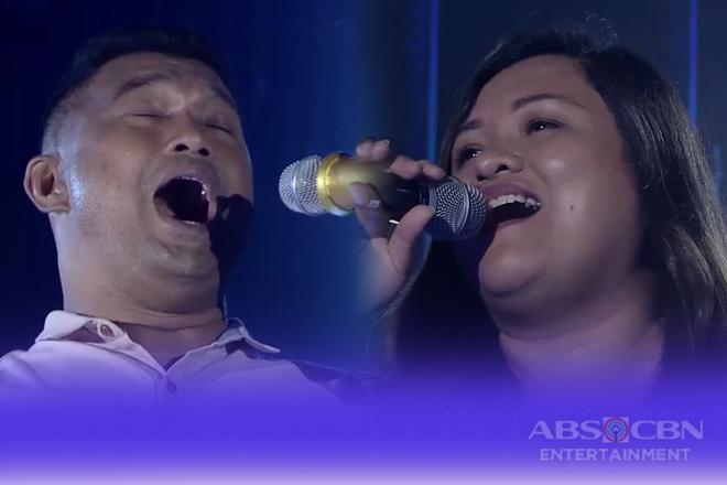 TNT 3: Jennifer Ariate, susubukan agawin ang golden microphone kay Reynante Buyan