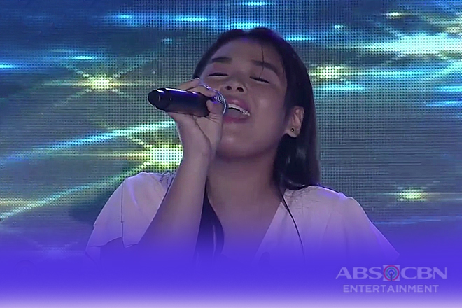 TNT 3: Metro Manila contender Gwyeneth Rivago sings Para Sa Akin