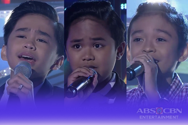 TNT Boys opens Tawag Ng Tanghalan with their rendition of 'Let It Be'
