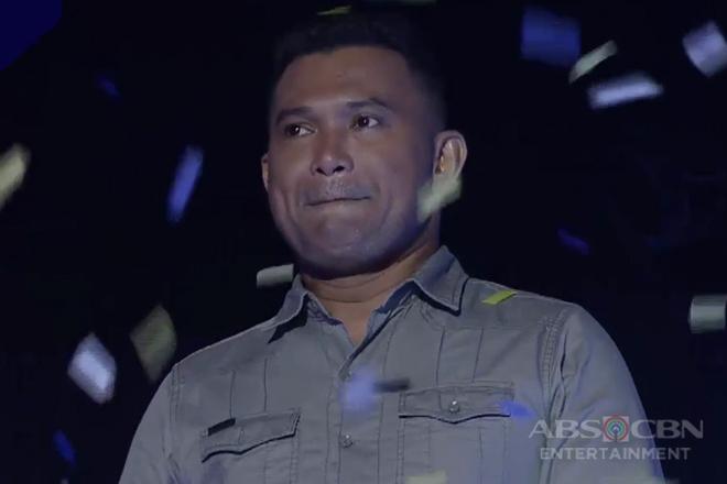 TNT: Reynante Buyan, muling nadepensahan ang golden mikropono sa ikatlong pagkakataon