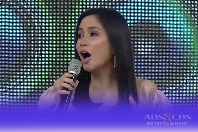 Mariel, nagsilbing referee sa Cash-Ya! kaya!