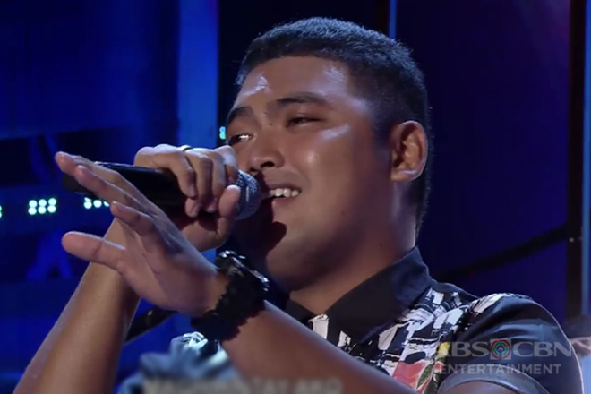 TNT 3: Visayas contender Ariel Tamsi sings Ako'y Sa'yo, Ika'y Akin Lamang