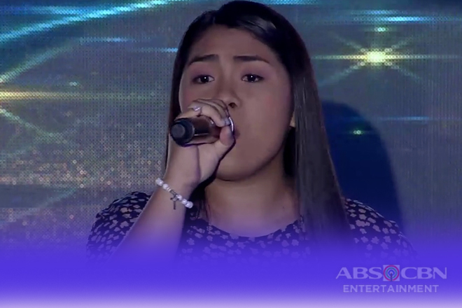TNT 3: Luzon contender Apple Mercado sings Adele's Make You Feel My Love