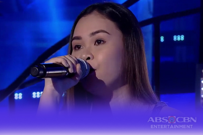 TNT 3: Visayas contender Divine Grace Daque sings Whitney Houston's I Will Always Love You