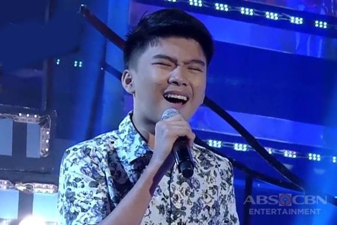 TNT 3: Metro Manila contender Isaac Zamudio sings Bulag, Pipi at Bingi