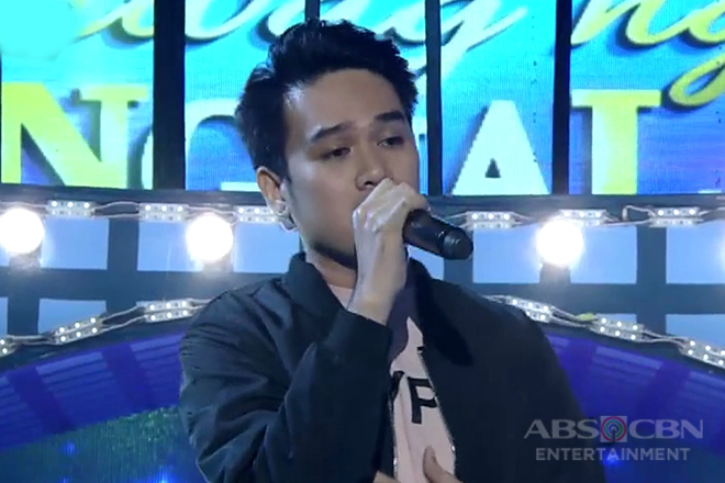 TNT 3 Luzon contender Alchris Ramirez sings Neither One Of Us