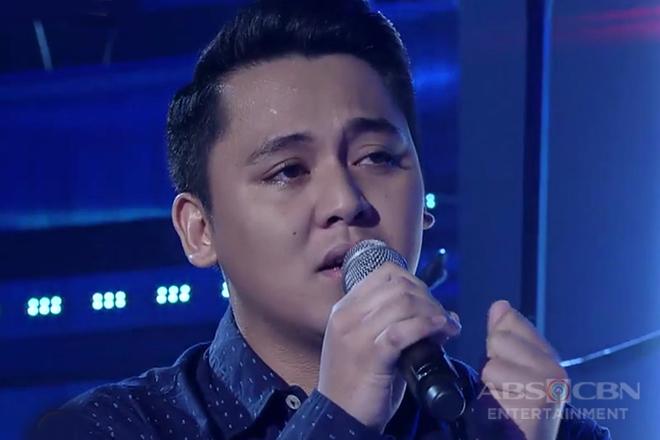 TNT 3: Mindanao contender Jestonie Divino sings Angel