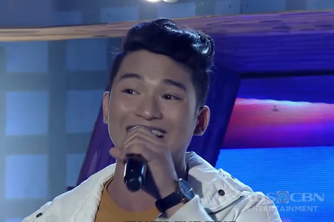 TNT 3: Luzon contender Jian Albert Doyog sings Love Always Finds A Way