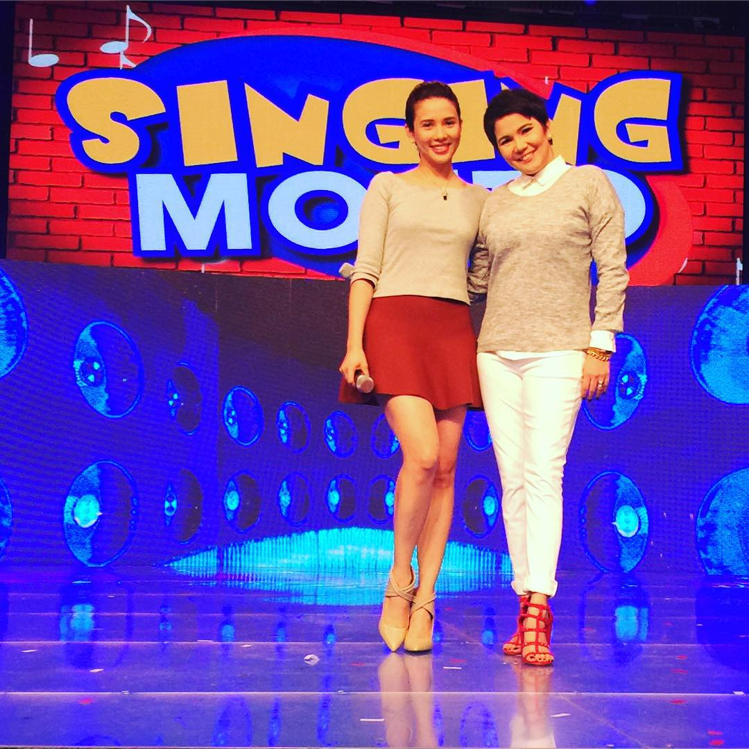 BTS: Ang pagsasanib-pwersa nina Super Nanay Amy at Super Energy Source Mariel sa It's Showtime