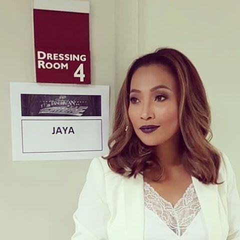 LOOK: Ang pinakabagong Tawag Ng Tanghalan hurado Queen of Soul Jaya with It's Showtime hosts