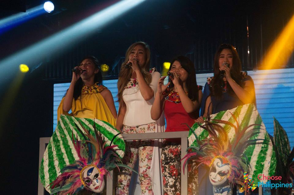 IN PHOTOS: Choose Philippines Awards Launches On It's Showtime!