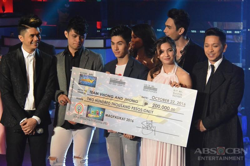 WINNING MOMENTS: TEAM AJA is Magpasikat 2016 Grand Champion