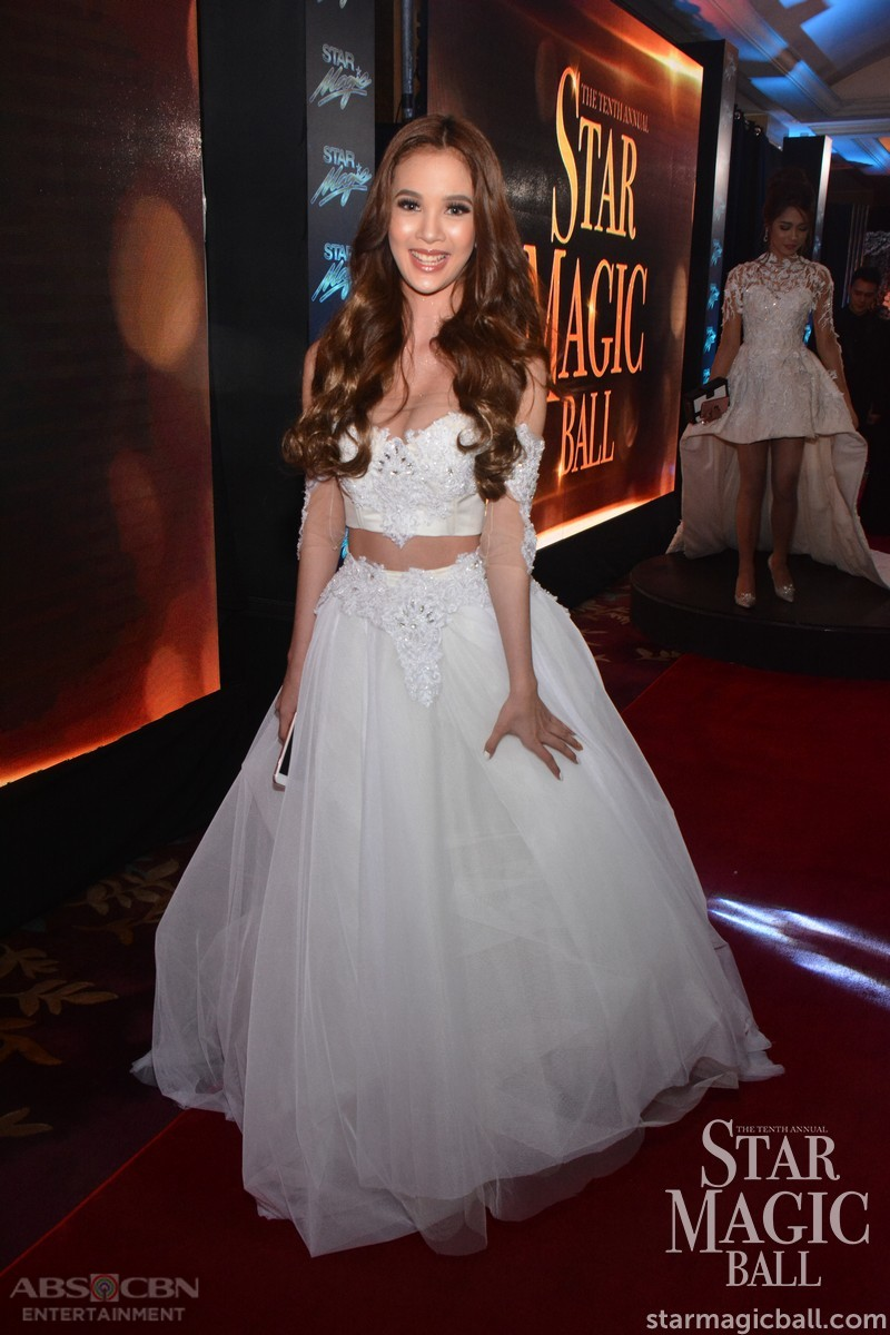 Star Magic Ball 2016: Hashtags and GirlTrends, dressed to the nines