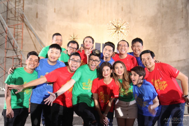 ABS-CBN Christmas Station ID 2016: It's Showtime
