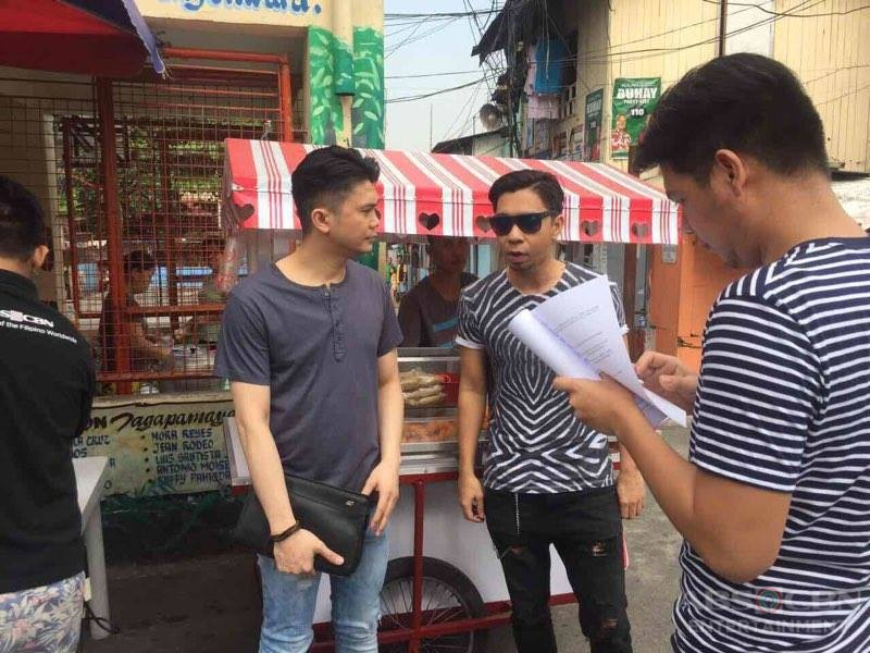 """BEHIND-THE-SCENES: """"Utol""""  It's Showtime Holy Week Special 2017"""