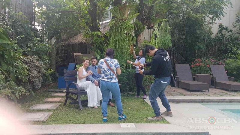 """BEHIND-THE-SCENES: """"PAGPAPALAKI"""" It's Showtime Holy Week Special 2017"""