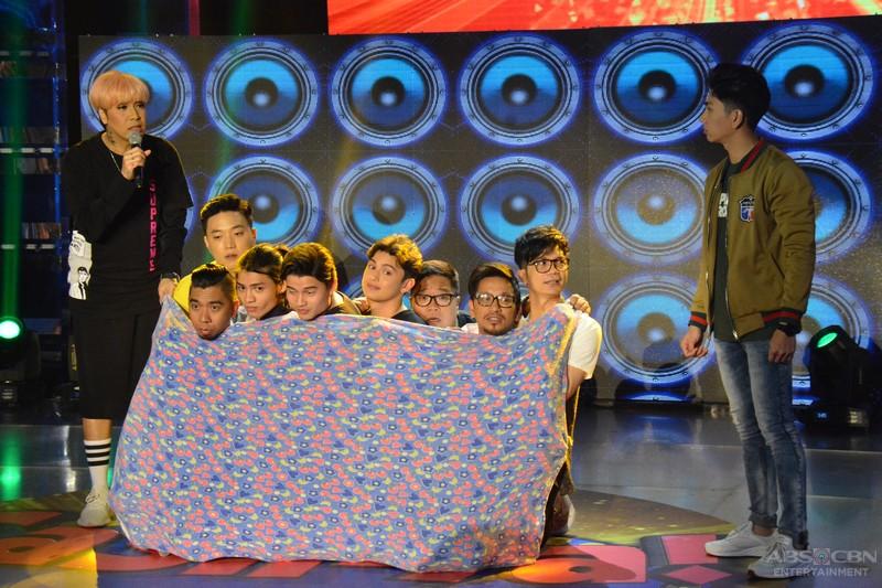 PHOTOS: Team Vice Ganda VS Team San Beda in It's Showtime's Cash-Ya!