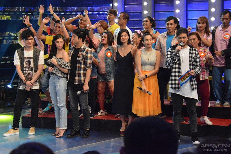 IN PHOTOS: ElNella joins the fun in It's Showtime's Young Tayo Eh!