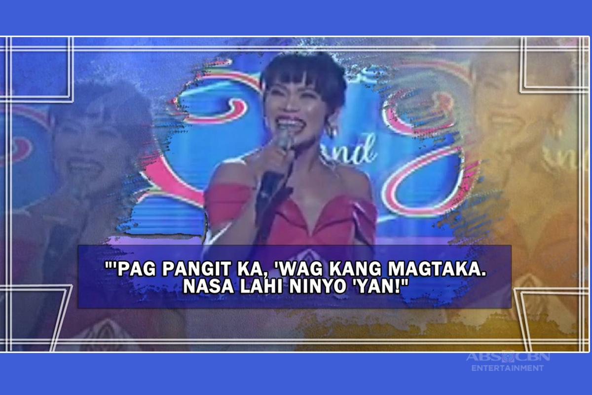 Mga Linyang Tatak Miss Q A