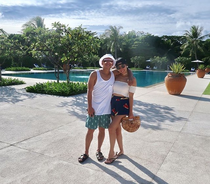 Jhong is a lucky guy & here are his photos w/ his girl that might just prove it!