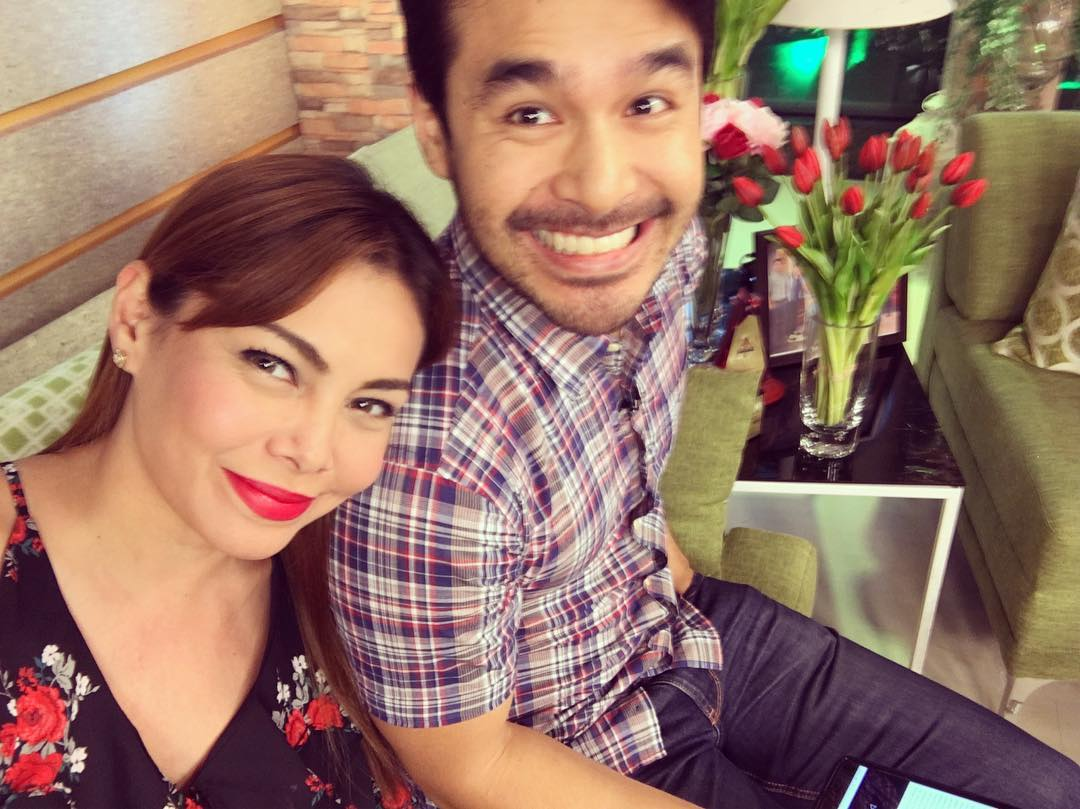 See K Brosas and Atom Araullo's closeness in these 12 photos
