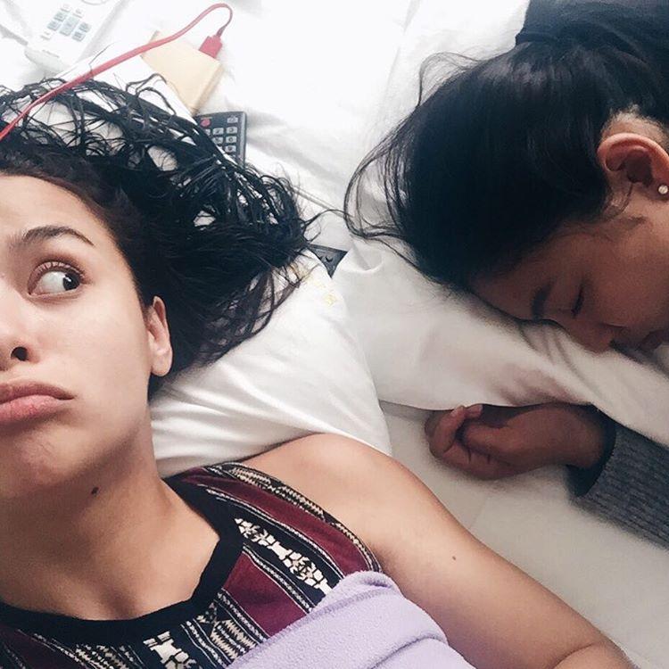 LOOK: Mga litrato nina Nadine at Yassi na magpapakita ng kanilang magandang samahan bilang magkaibigan