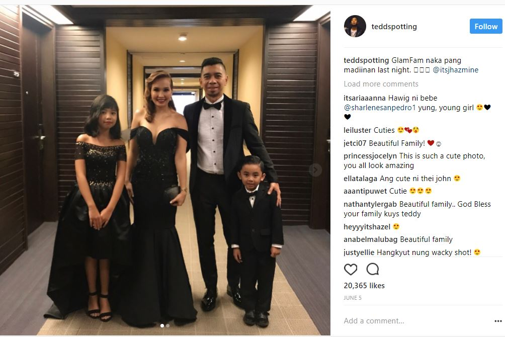 LOOK: The beautiful family of Teddy Corpuz in 34 photos