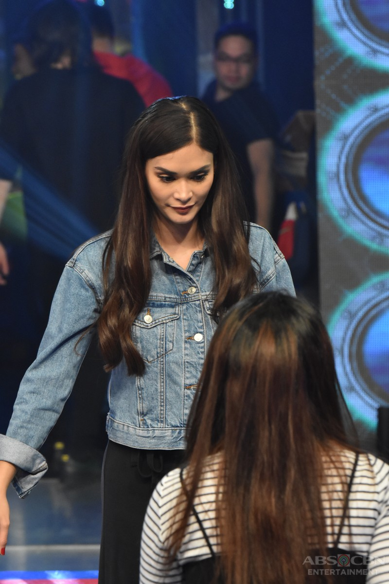 IN PHOTOS: Miss Universe 2015 Pia Wurtzbach's 1st day as official kapamilya