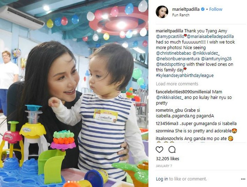 These photos prove how much Mariel Rodriguez-Padilla loves her one and only baby Isabella