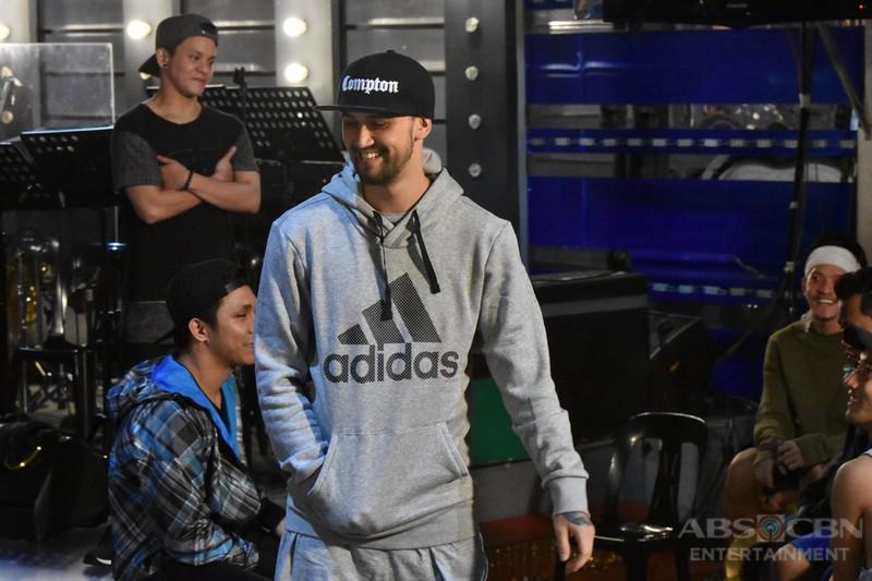 IN PHOTOS: Ang paghahandang ginawa ng Team Billy, Tyang Amy at James para sa Magpasikat 2017
