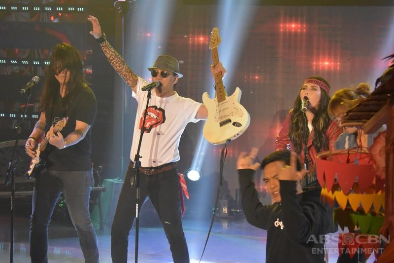 PHOTOS: Tawag Ng Tanghalan Hurados perform for Madlang People