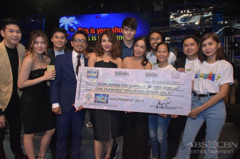 WINNING MOMENTS: Team Vhong named Grand Champion of Magpasikat 2017