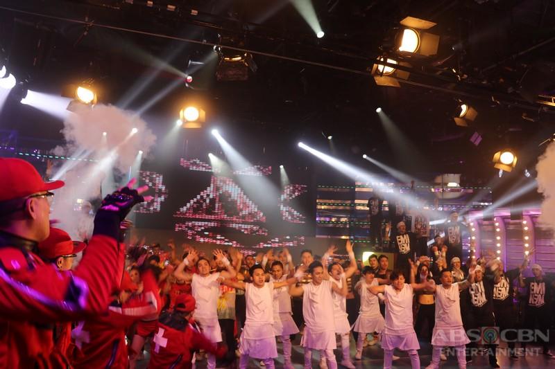 PHOTOS: It's Showtime dance groups, muling nagpasikat sa madlang people