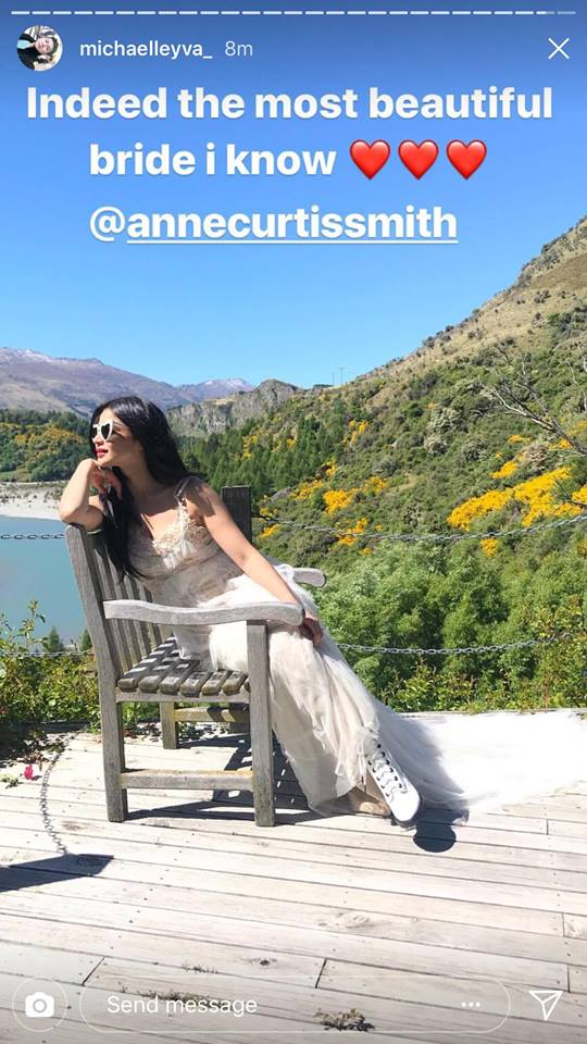 IN PHOTOS: Anne is a glowing bride-to-be at her 'welcome party' in NZ