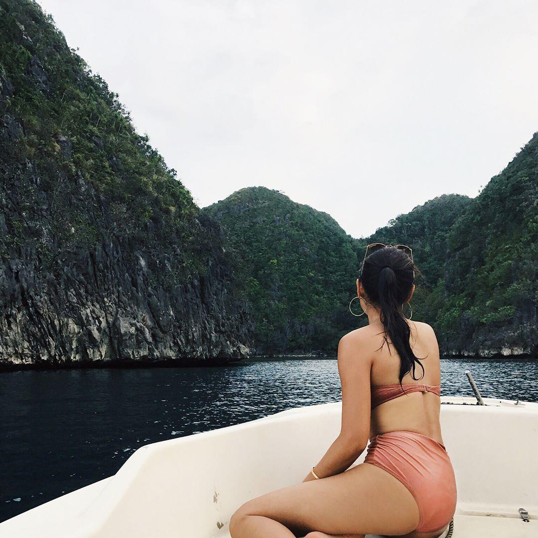 Balikan ang ilan sa mga litrato ni Nadine na nagpapatunay na siya ang 2017 Philippines' sexiest