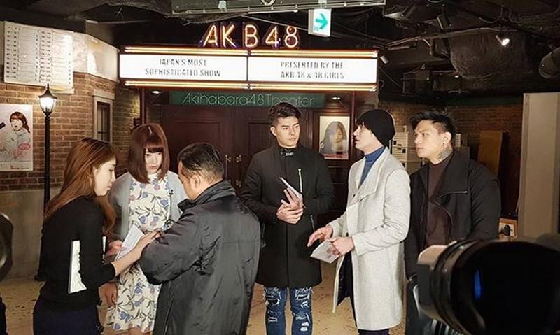IN PHOTOS: Hashtag Zeus, Nikko, Luke at Maru, masayang nilibot ang Japan!