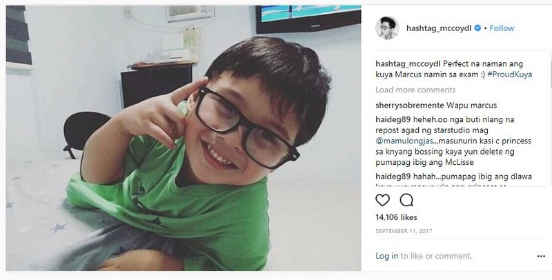 """Find A Man Who Loves Kids; These photos of Hashtag Mccoy show he's the sweetest """"Kuya"""""""