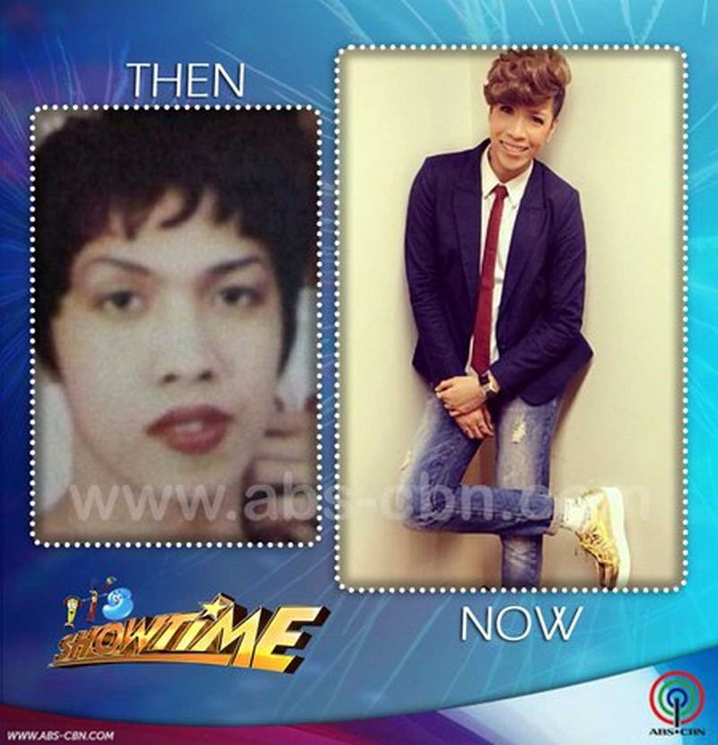 LOOK! Balikan ang ilan sa nakakaaliw na throwback photos ng It's Showtime family!