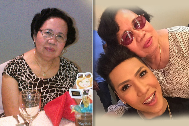 How precious is Nanay Rosario to her ever-loving anak, Vice Ganda?