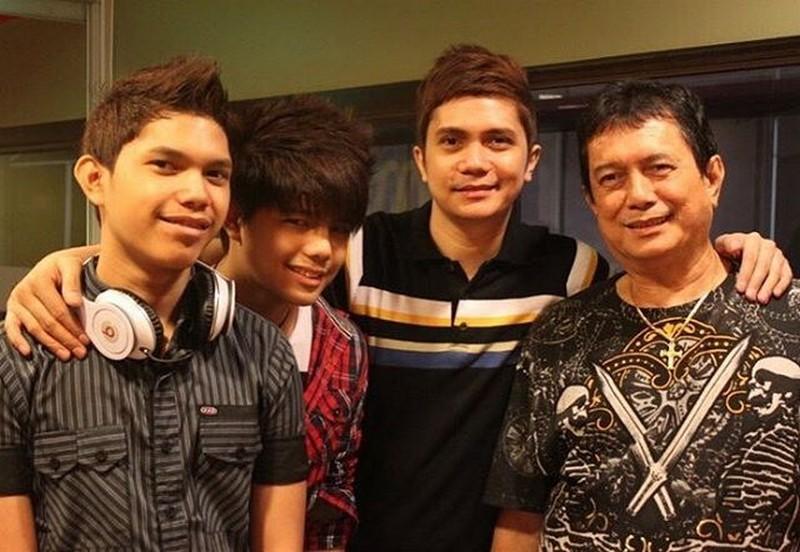 """Ang mga """"Haligi ng tahanan"""" ng inyong paboritong It's Showtime family!"""