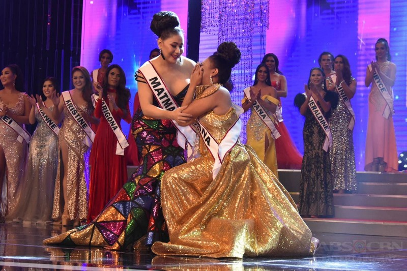 WINNING MOMENTS: Juliana Parizcova Segovia, wagi bilang kauna-unahang Miss Q & A