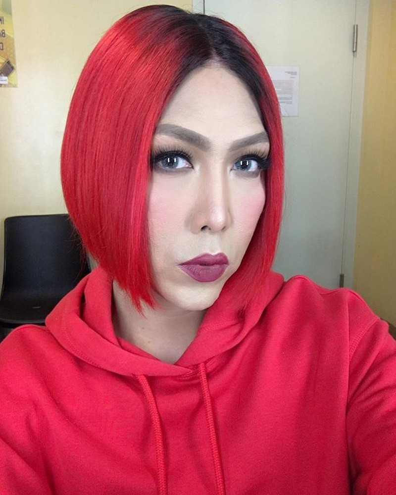 Wow! Vice Ganda and his 14 Unkabogable hairstyles this 2018!