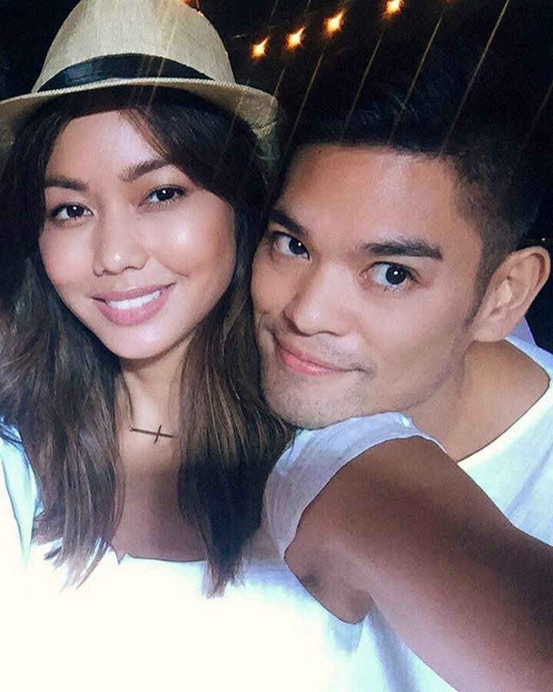 "25 photos of Jay R with his ""soon-to-be"" wife Girltrend Mica"