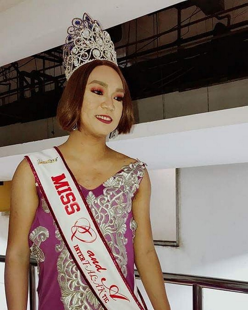Meet Miss Q & A InterTALAKtic 2019 semifinalist Chad Kinis Lustre-Reid in 21 photos