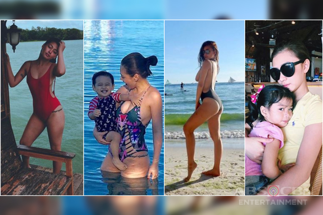 Face Off: Meet The Sexy Momma of It's Showtime's Girltrends