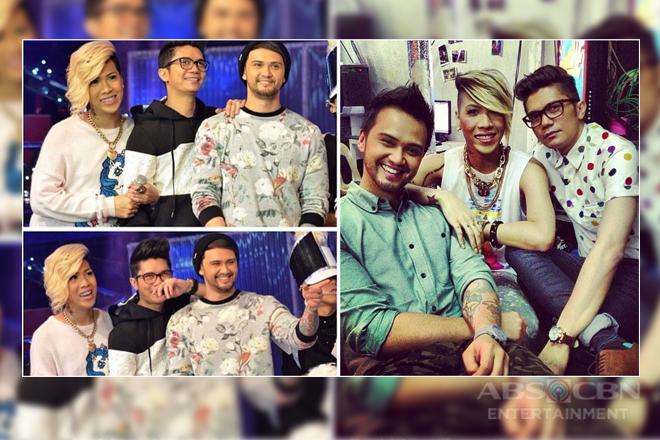 PHOTOS: Pagkakaibigang Vice, Vhong at Billy na subok na ng panahon!